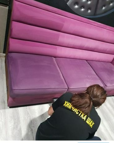 Уборка квартир домов Химчистка дивана матраса ковров чистка мягкой меб