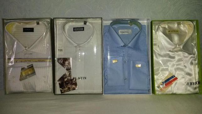 Продам новые рубашки мужские ,прозводство Турция 37-44 размеры