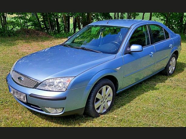 Ford Mondeo Facelift 1.8 16v benzina 125cp, 2004, Euro4