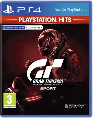 Gran Turismo Sport , Игра, Playstation ,PS4 , PS5 ,VR , нова