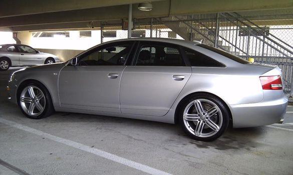 Audi A6 4F На Части 3.0тди 3.0TDI Quattro