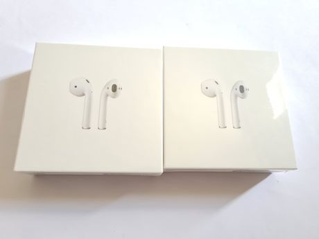 Apple AirPods 2 with Charging Case Sigilat / Garantie ORIGINAL