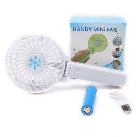 Вентилятор ручной компактный маленький мощный продам недорого дешево