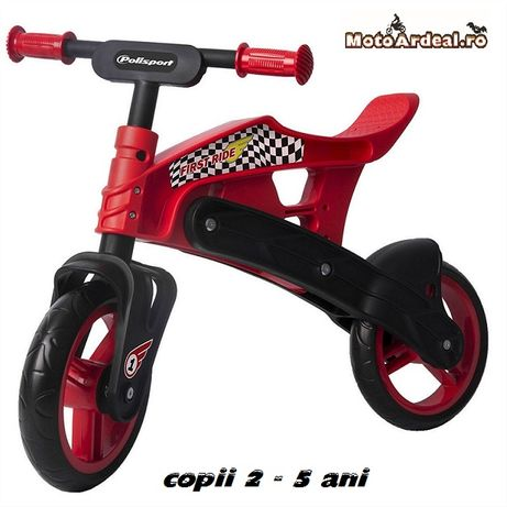 Motocicleta copii Polisport First Bike