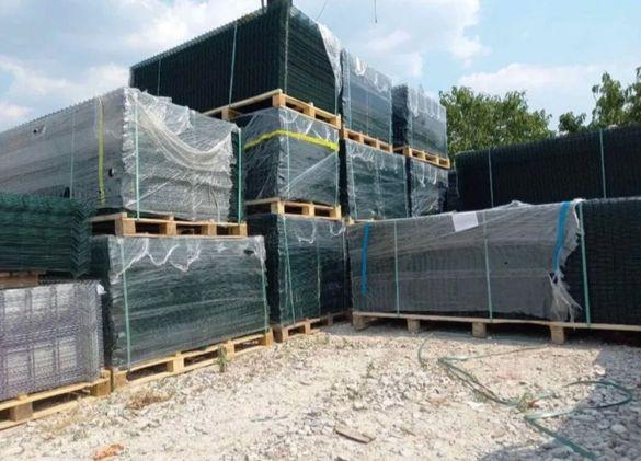 Огради, мрежи - Заграждения най-добрите цени в България + доставка!
