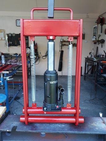 Presa obturator hidraulică fi 160mm