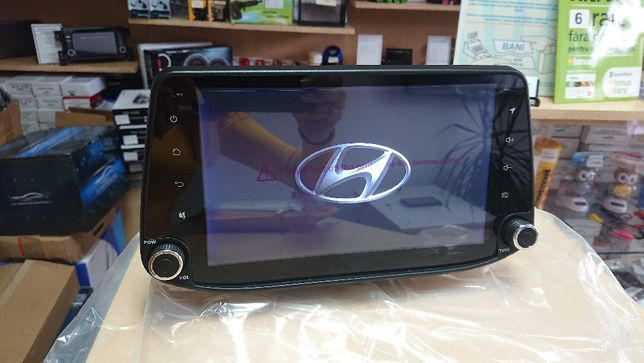 Navigatie Hyundai I30 Kona 2017- 4GB Octa Core cu Android 9.0