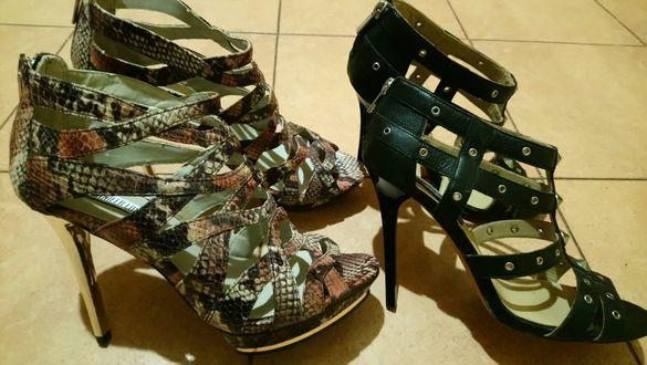 Jennifer Lopez и Jimmy Choo дамски обувки на висок ток