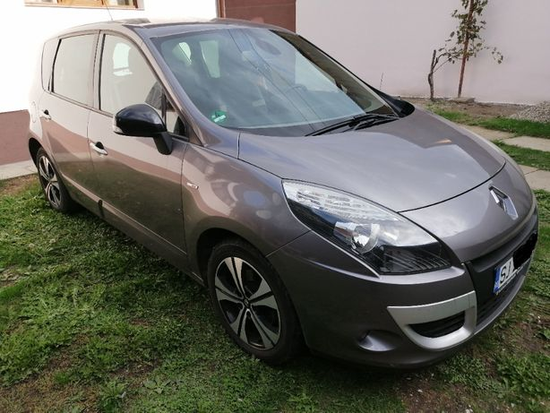 Renault Scenic 2011; 1,6 dCi; BOSE Edition; 151.000 km, Impecabila