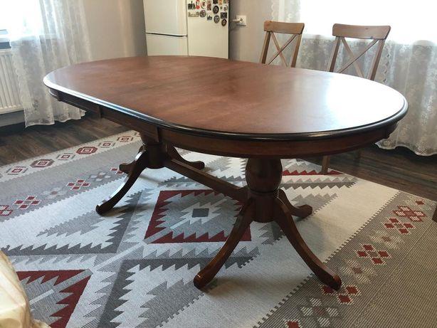 Стол обеденный и 6 стульев