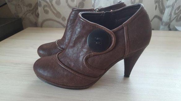Дамски обувки, естествена кожа CLARK'S, N38