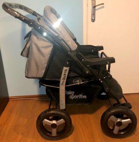 Бебешка комбинирана количка