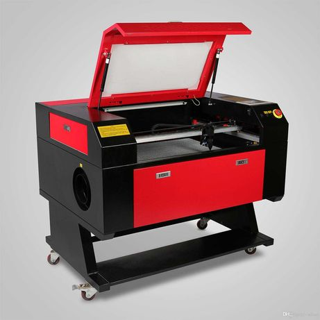НАЛИЧНИ Лазер Co2 60W Laser за рязане и гравиране/ лазерен гравир