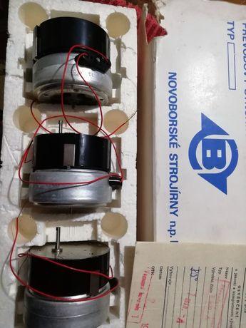 Синхронен мотор-редуктор