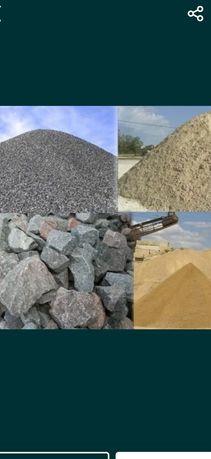 Песок щебень продажа