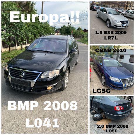 Dezmembrez vw passat b6 2005-2020 bmp bxe bkc cbab