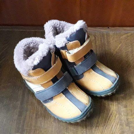 Ботинки зимние детские р.26