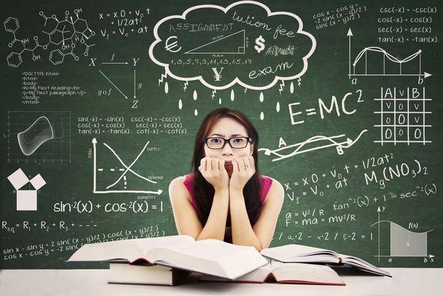 Курсы по Математика Физика Репетитор 5-11 класс