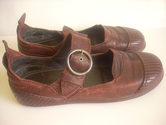 Pataugas уникални оригинални обувки от естествена кожа!