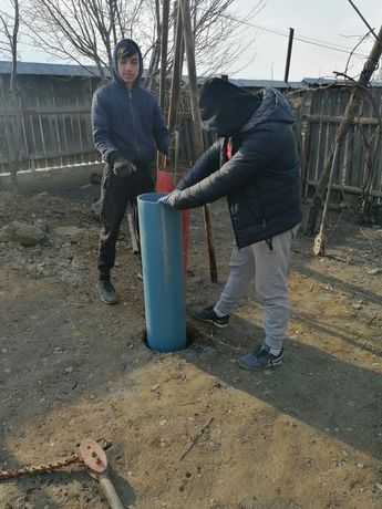 Foraje puțuri apa