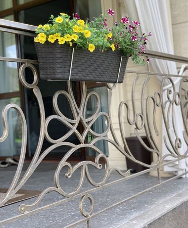 Перила на лестницу Алматы, ворота, забор, ковка под ключ