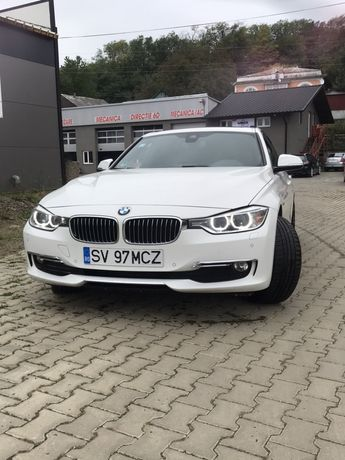 BMW 320d F30 Luxury