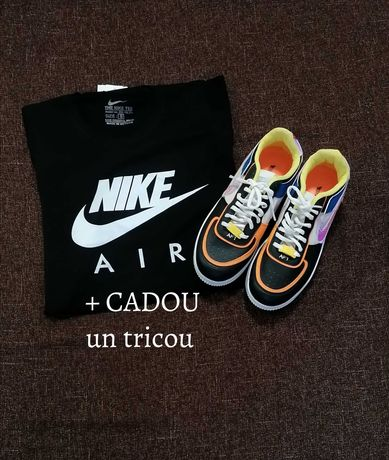 Papuci sport + tricou CADOU