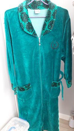 Продам халат цвет зелёный