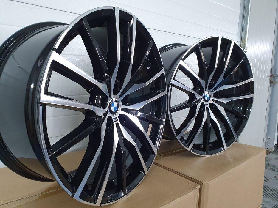 Jante BMW X5 / X6 R20 / R21 G05 - G06 Timisoara - imagine 1