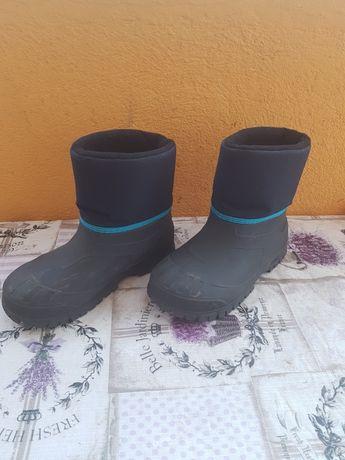 Ghete cizme iarna nr 28/29 Quechua Decathlon