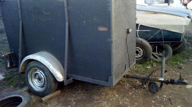 Remorca transport animale mici