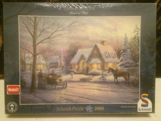 puzzle Schmidt de colectie noi in ambalaj original