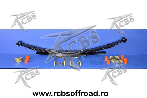 Ford Ranger-Pickup 2.9D 2000-2007 Set arc foi spate (3+2 foi)