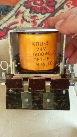Правотоков контактор КПД-5