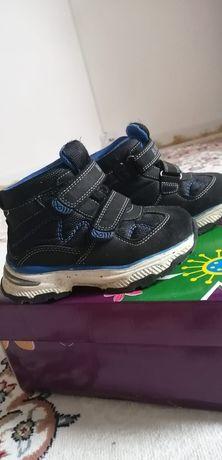 Детский зимний ботинки
