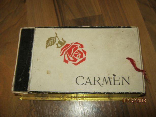 Cutie parfum CARMEN - Macul Rosu