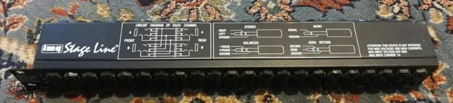 Stage Line MPB-44 22/44-way Stereo Patchbox