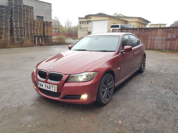 BMW E90 330D 245кс N57D30A Facelift Dynamic ръчка НА ЧАСТИ!