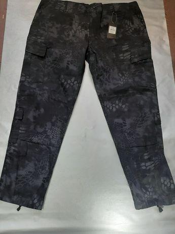 Pantaloni XXL vânatoare camuflaj trupele NATO armatã
