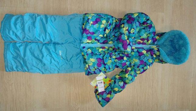 Новый зимний костюм-комбинезон(куртка+штаны) на 3 года, заказан из США
