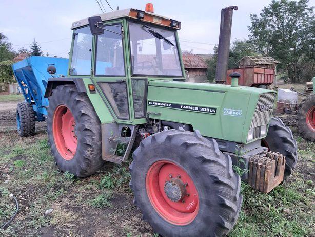 Vand tractor Fendt 309
