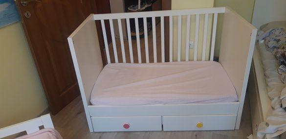 Детско легло IKEA