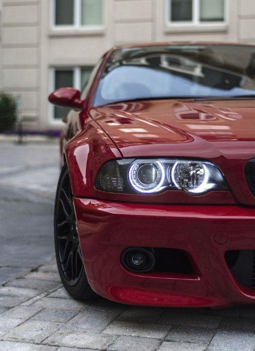 Inele Angel Eyes CCFL LED BMW Seria 3 E36 E46