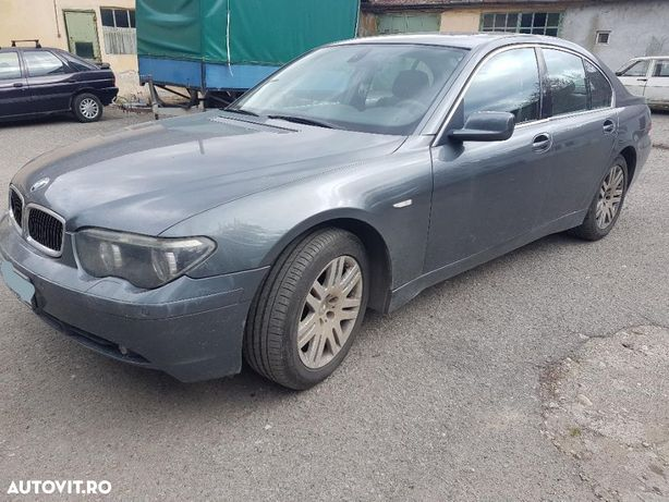 BMW Seria 7 Vand BMW 730 full option fara defecte ascunse
