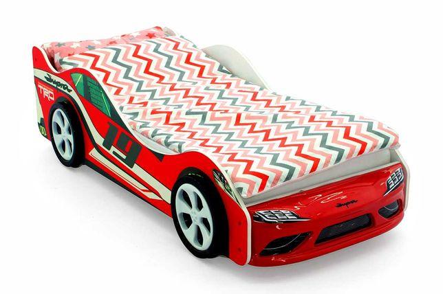Детская кровать машина машинка Супра новинка 3D Караганда