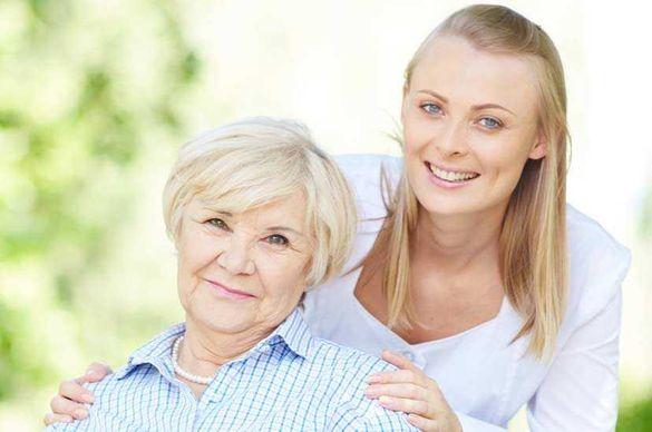 Грижи за Възрастни Хора