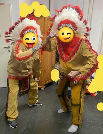 Costume de indian complete