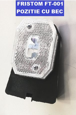 Lampa de lucru, lampa pozitie, lampa remorca/platforma