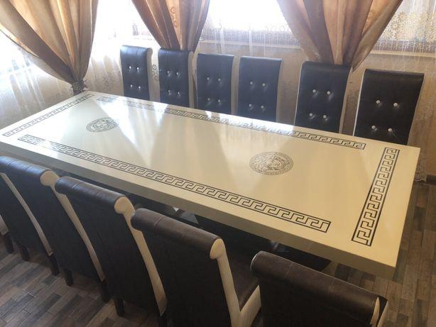 Masa noua 12 persoane, Versace