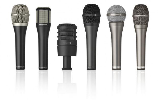 микрофоны от 8000тг
